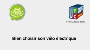 Guide d'achat : bien choisir son vélo électrique