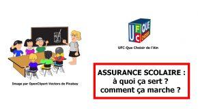 L'assurance scolaire