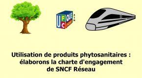 Pesticides : la SNCF en utilise aussi et nous avons notre mot à dire